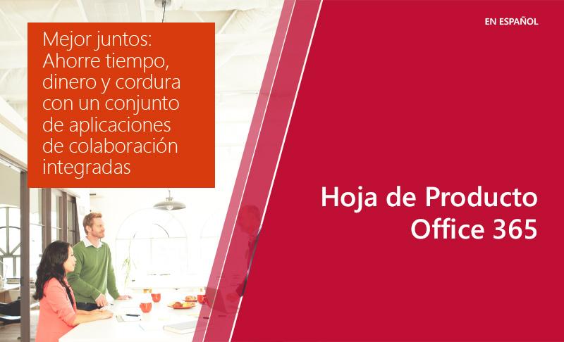Mejor juntos: Ahorre tiempo, dinero y cordura con un conjunto de aplicaciones de colaboración integradas (en español)