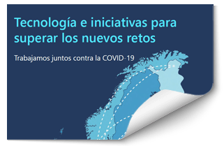 Tecnologia para superar los nuevos retos Covid 19