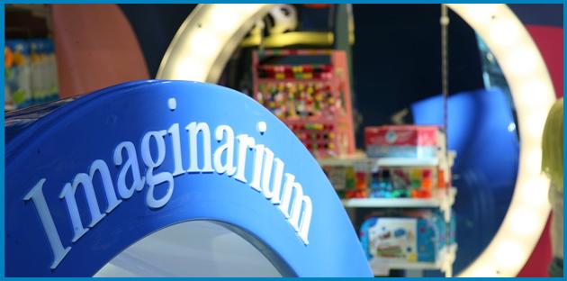 Caso de éxito  Imaginarium
