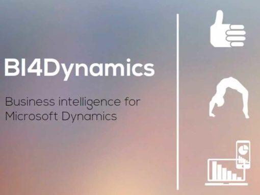 BI4Dynamics – Business Intelligence