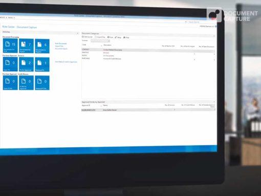 Continia Document Capture for Microsoft Dynamics NAV