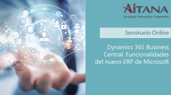 webinar dynamics 365 business central