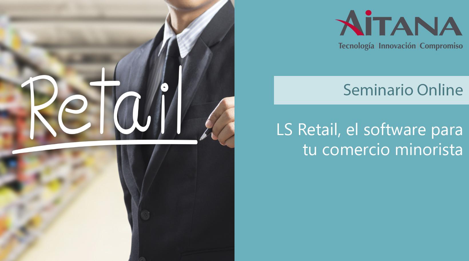 LS Retail, el software para tu comercio minorista